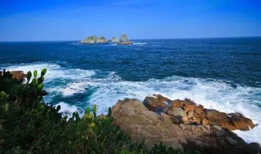 """近日,全国首批20个""""国家级海洋牧场示范区""""名单公布,象山县渔山列岛"""
