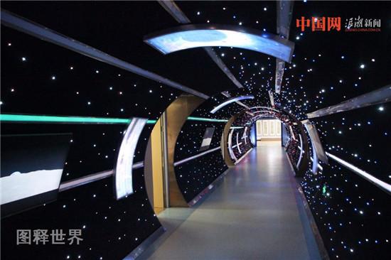 杭州一小学穿越时光隧道去未来世界上课 让