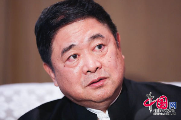 """单霁翔:叫文物""""说话"""" 增进金砖文化交流互"""