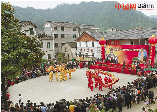 浙江淳安的特色活动激发了乡村旅游新活力
