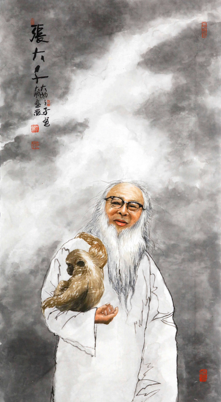 《大千云境》70X140cm--水墨厚彩境画.jpg