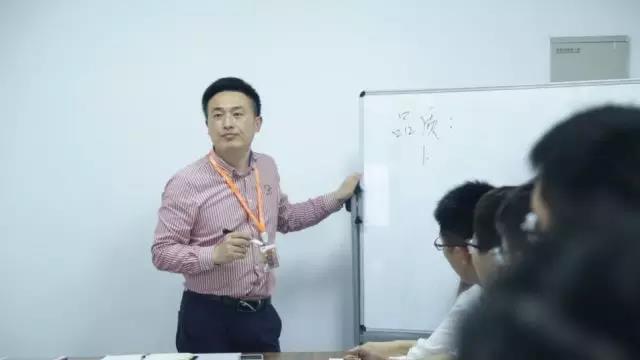 杨华东:我做的是事业 不是生意
