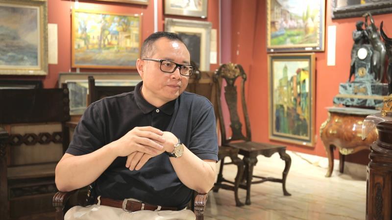 張守慶:他是如何將藝術與地産融會貫通的