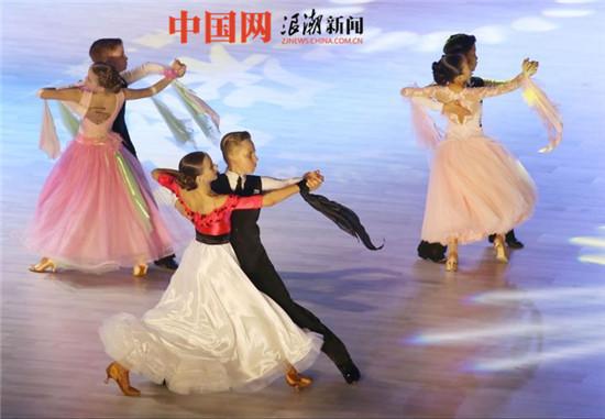 金華舉辦首屆世界級國際舞大賽