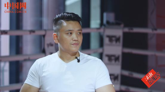 詹健:快乐打拳,开心创业