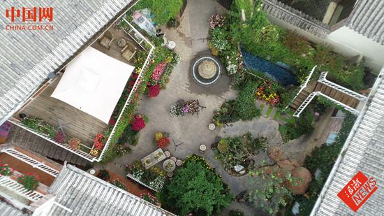 熊清华:打造梦想中的花园,做身体力行的践行者