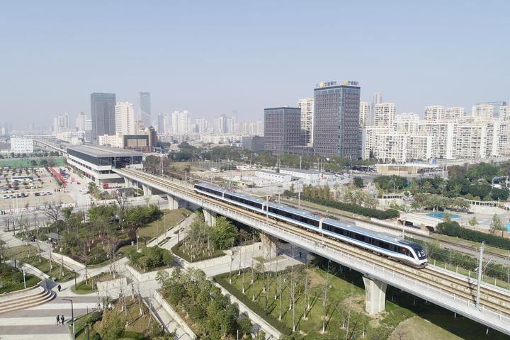 38公里,将串联起铁路温州南站,瓯海中心区,中心城区,龙湾中心区等重要
