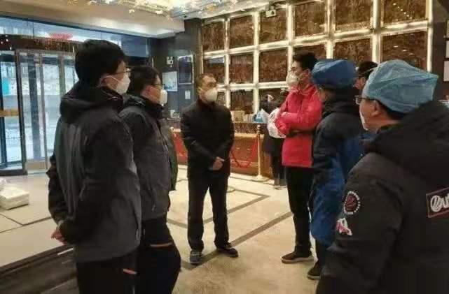 杭州医疗队266人抵达武汉 传来一线最新消息