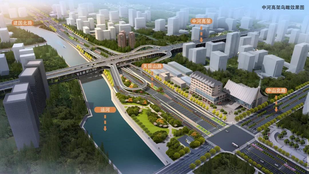 328個項目,年計劃投資超260億元!今年杭州城市道路建設計劃正式發佈!