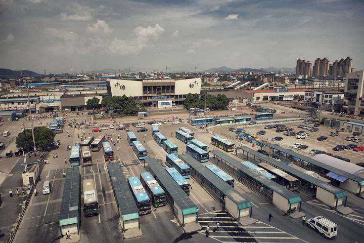 老照片丨记忆中的杭州南站