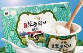 千初酸奶 160ml*12