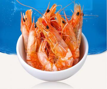 特价烤虾干虾烤对虾干海鲜干货无添加即食 休闲零食礼包
